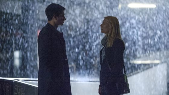 Carrie and Khan sitting in a tree?